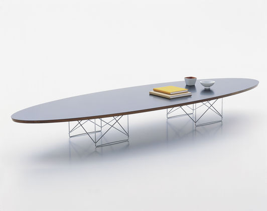 Elliptical Table Rod Base