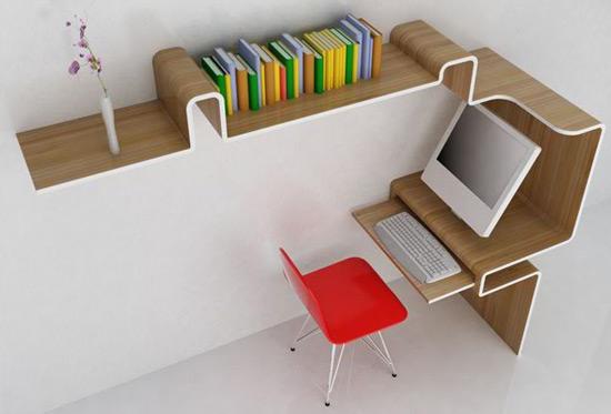 le bureau tendance beau pratique on vous dit tout. Black Bedroom Furniture Sets. Home Design Ideas