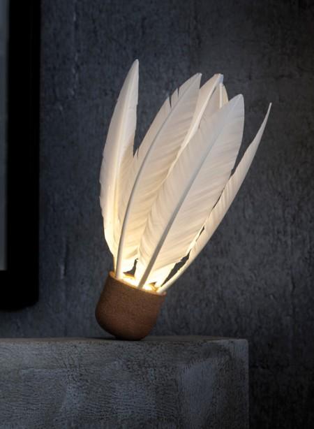 Lampe Volant