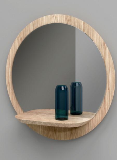Sunrise mirror by Reine Mere