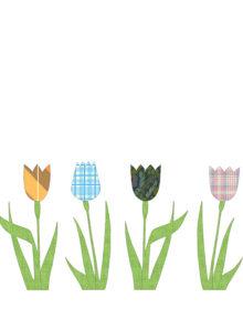 Inke mixed tulips