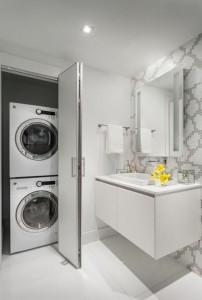 faire de son lave linge un v ritable atout dans la salle de bain ou la cuisine the collection. Black Bedroom Furniture Sets. Home Design Ideas