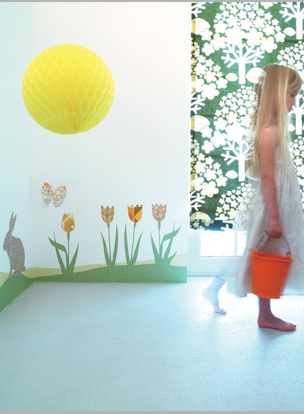 Inke tulips