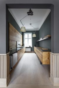 am nager un couloir en pi ce de vie the collection. Black Bedroom Furniture Sets. Home Design Ideas