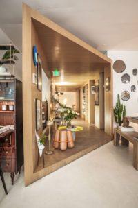 Aménager un couloir en pièce de vie - the Collection